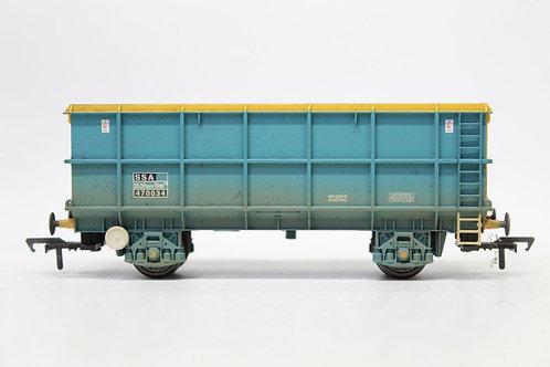 Bachmann SSA Scrap Wagon Weathered L2