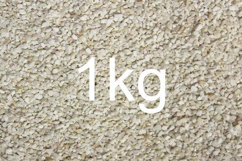 1mm White Rail Ballast - 1kg