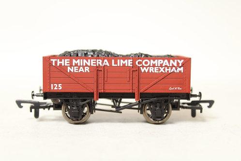 Dapol B393 'The Mineral Lima Company' Open Coal Wagon T6