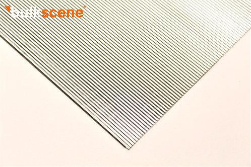 Plain 1.2mm Corrugated Metal Sheet Size