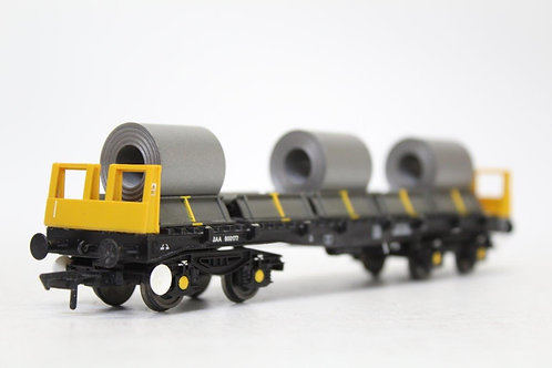 Bachmann 38-351A BAA Steel Carrier Wagon Railfreight B17