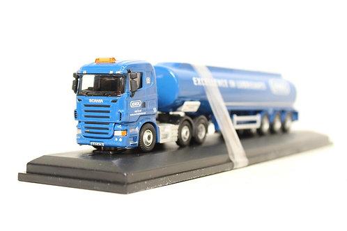 Oxford Exol Scania Highline Tanker Lorry D10
