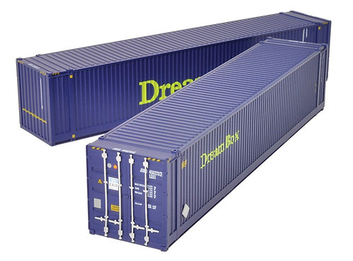 Bachmann 36-102 Dreambox Containers (x2) OO Gauge 1/76 (O18)