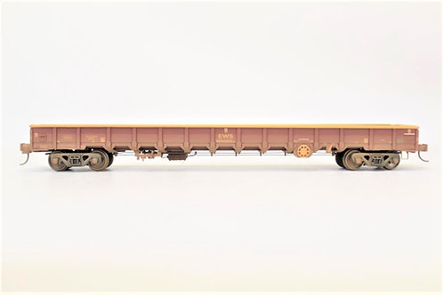 Bachmann 38-245A MOA Low-Sided Bogie Wagon (Weathered) EWS B8