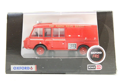 Oxford Land Rover FT6 Fire Engine Carmichael Forth Road Bridge M14
