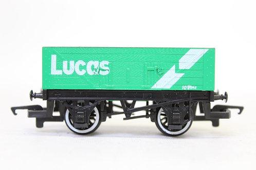 Hornby R.014 'Lucas' Green Open Wagon T7