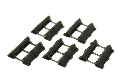 Unpainted BAA Steel Coil Cradles (x5)