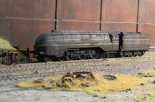 Scrap Coronation Duchess Steam Locomotive (Q14)