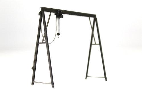 1t Gantry Crane UNPAINTED