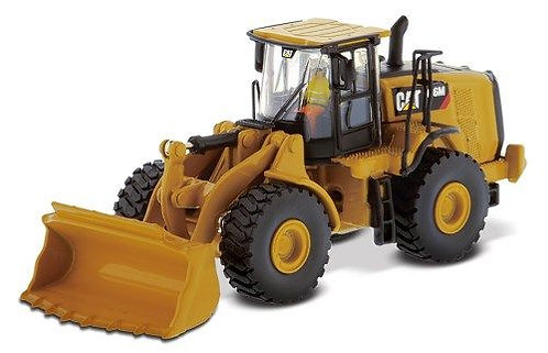 CAT 966M Wheel Loader HO Gauge (B14)