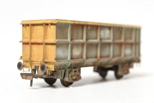 Bachmann 33-435C TMC Weathered SSA Scrap Wagons L5