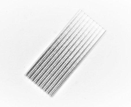 32mm x 12mm Plain Corrugated Metal Panel