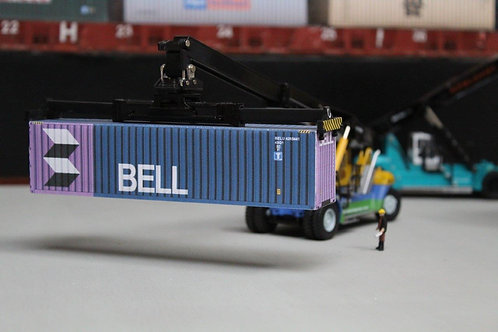Bell 40ft Card Container