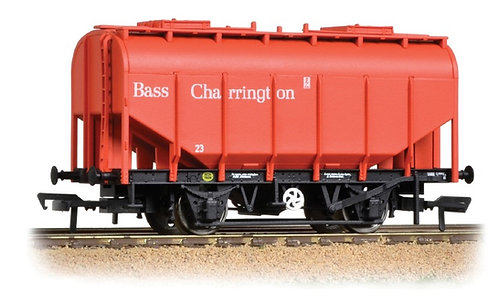 Bachmann 38-603 21Ton Grain Hopper BR 'BASS' Wagon OO 1/76 (O16)