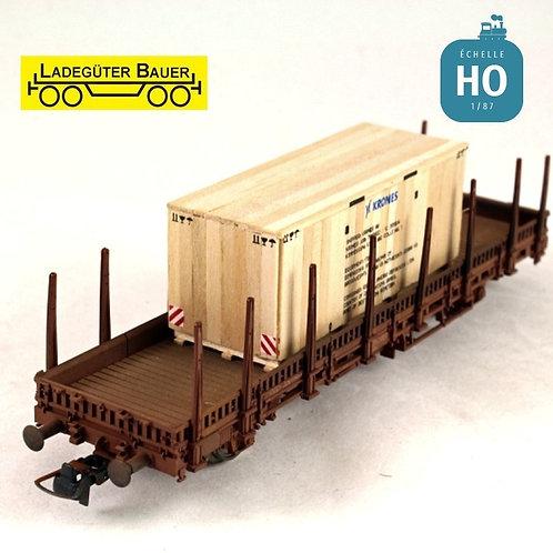 Wooden Crated Krones Load BAH01169
