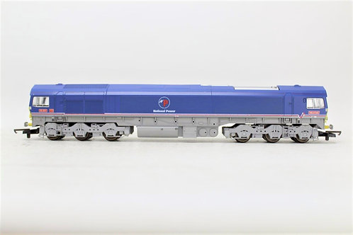 Lima 204805A6 Diesel Locomotive National Power Class 59201 OO Gauge 1/76 Z5
