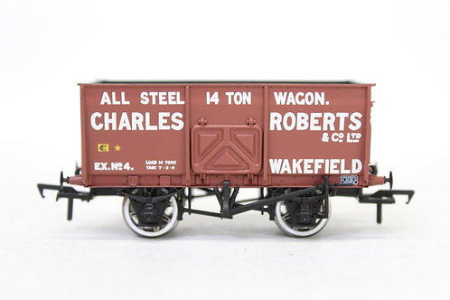 Bachmann 37-425 16T 'Charles Roberts' Open Mineral Wagon E19