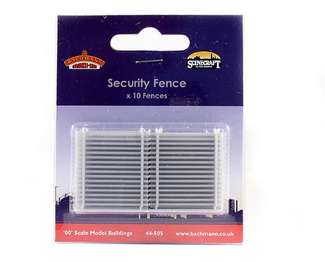 Bachmann 44-505 Security Fence (x10)