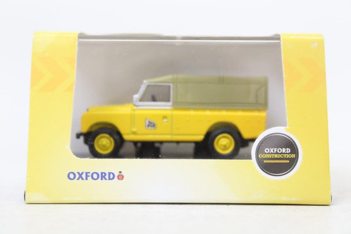Oxford Land Rover Series II LWB Canvas 'JCB' M14