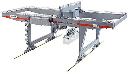 Faller 120290 Container Gantry Kit HO Gauge 1/87