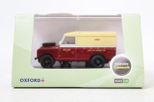 Oxford Series 2 Land Rover HardBack BR U10