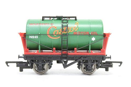 Hornby R127 'Castrol' Oil Tank Wagon Y4