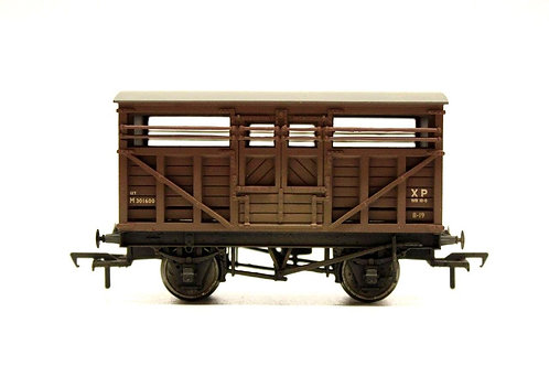 Bachmann Cattle Freight Wagon Weathered OO Gauge 1/76 G5