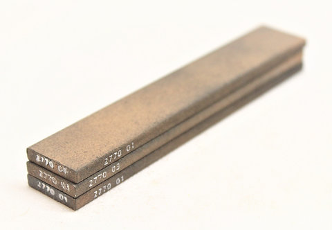 Steel Slabs Weathered (x3) 90mm x 16mm