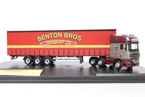 Oxford Benton Bros DAF Lorry C8