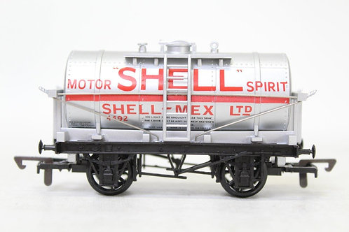 Dapol 'Shell' 12T Oil Tanker Wagon N13