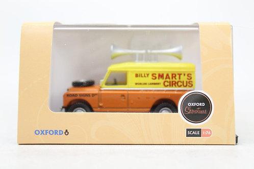 Oxford Land Rover Series II 'Billy Smarts' U9