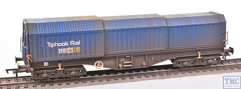 Dapol 4F-039-006 TELESCOPIC HOOD WAGON TIPHOOK RAIL STEEL WAGON (TMC Wea