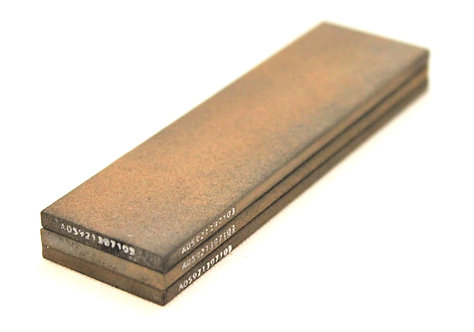 Steel Slabs Weathered (x3) 90mm x 25mm