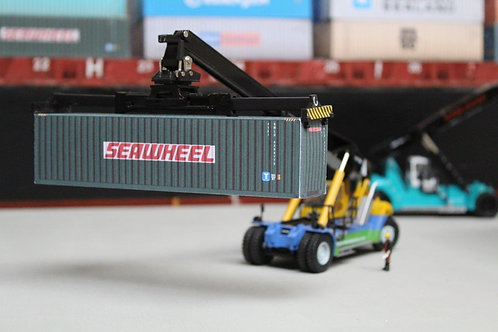 Seawheel 40ft Card Container