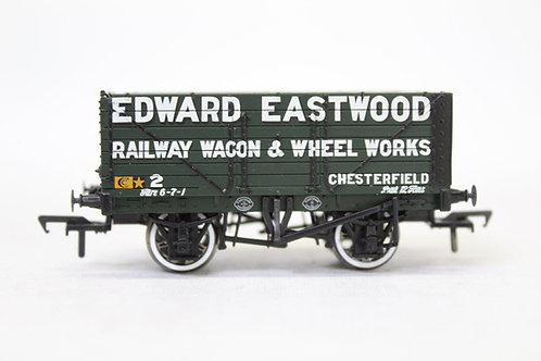 Bachmann 37-080K 7 Plank End Open Wagon 'Edward Eastwood' E19
