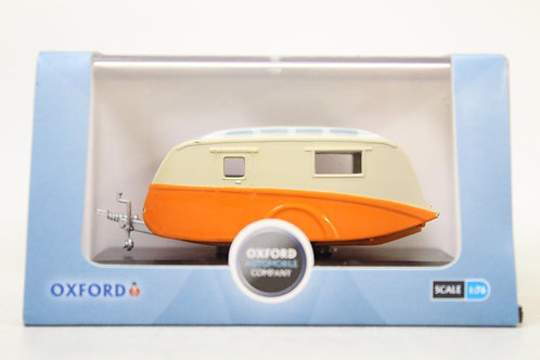 Oxford Orange/Cream Caravan M10