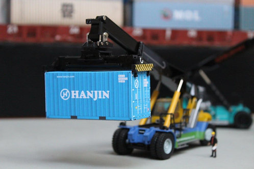 Hanjin Blue 20ft Card Container