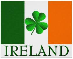 Off To Dublin, Ireland