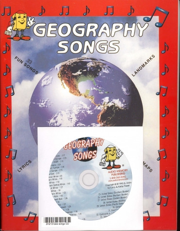 Geography Songs!