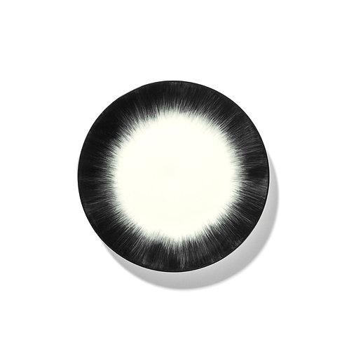 BORD DÉ OFF-WHITE/BLACK VAR 4 D17.5 H0.9