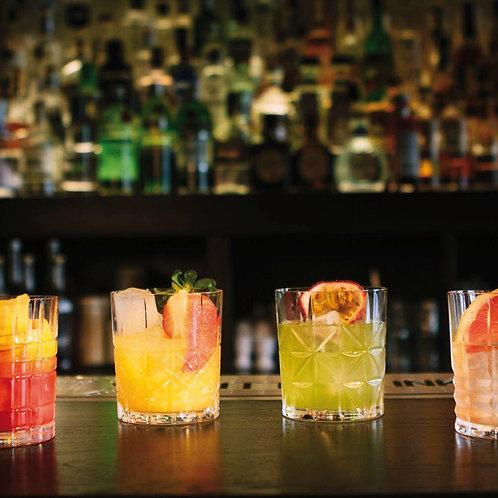 Whiskyglazen 34.5 cl set4