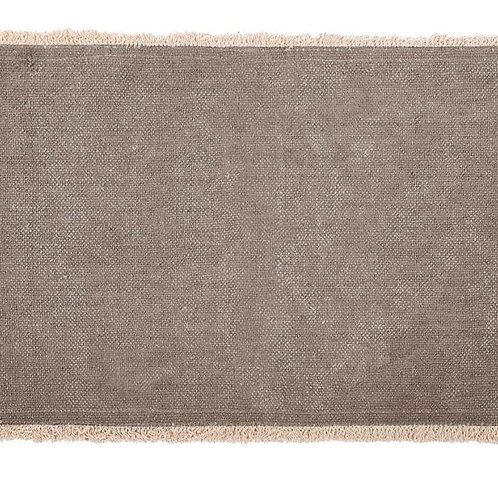 Placemat 33x48cm taupe
