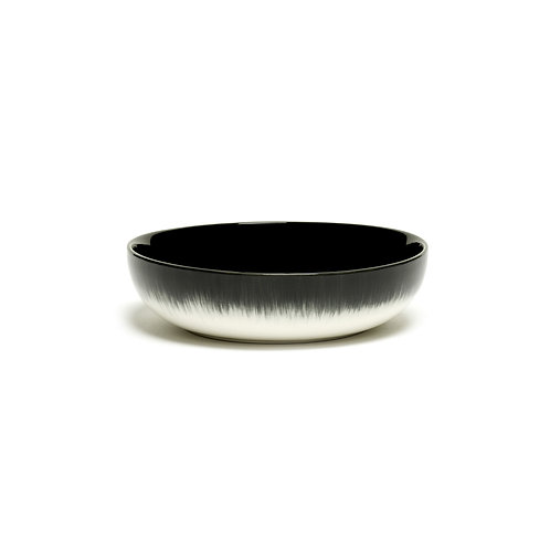 HOOG BORD DÉ OFF-WHITE/BLACK VAR B D15.5 H4.2