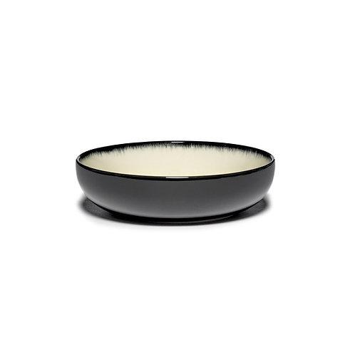 HOOG BORD DÉ OFF-WHITE/BLACK VAR D D15.5 H4.2