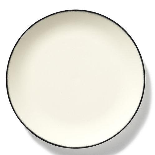 BORD DÉ OFF-WHITE/BLACK VAR 1 D28 H1.8