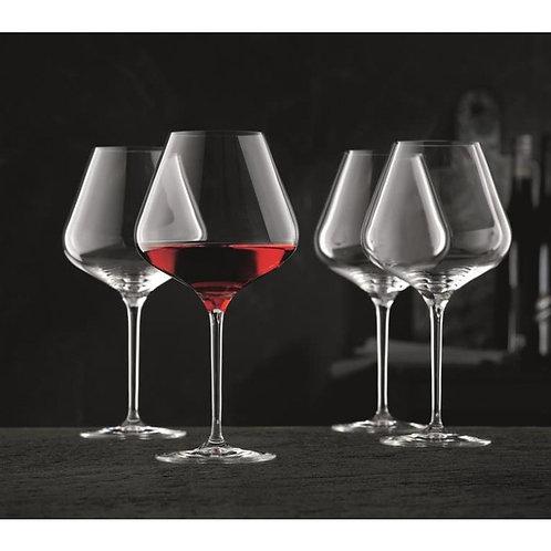 Wijnglas Burgundy 84 cl set4