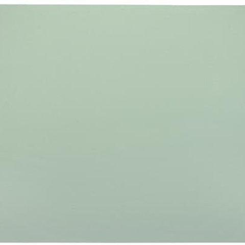 Placemat Leather look imitation, 33x45cm malachite groen