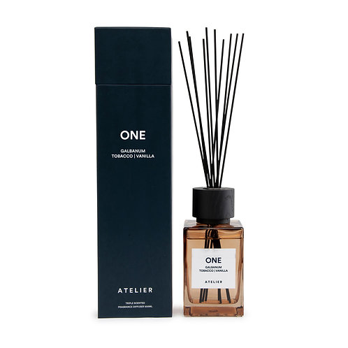 GEURSTOKJES 500ML NO.1 ATELIER