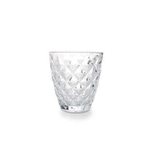 GLAS 0,22L SET/4 TRANSPARANT PRISMA