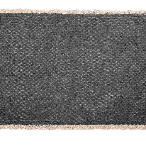 Placemat 33x48cm black